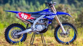 6. First Ride 2019 Yamaha YZ450FX - Motocross Action Magazine