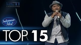 Download Video ABDUL - CINTA DAN BENCI (Geisha) - TOP 15 - Indonesian Idol 2018 MP3 3GP MP4