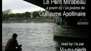 Download Lagu Pont Mirabeau - Apollinaire - VNP - France Revisited Mp3