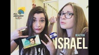 Video Netta - TOY | Eurovision 2018 Israel | Reaction MP3, 3GP, MP4, WEBM, AVI, FLV Juni 2018