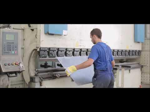 CNC prensa hidráulica ERMAK CNCAP-4100X200 2005