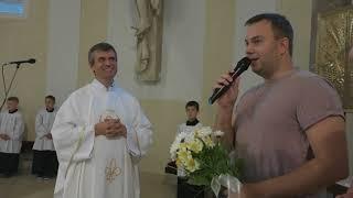 Video Děkovná mše svatá - 30 let kněžství MP3, 3GP, MP4, WEBM, AVI, FLV November 2018
