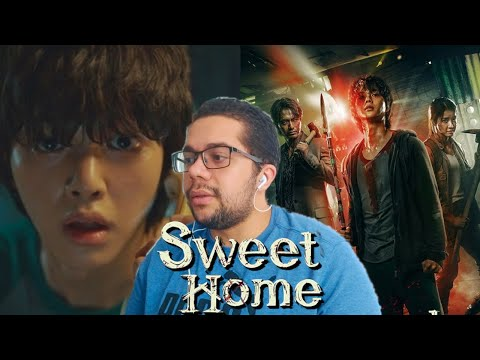 SWEET HOME from Netflix remind me of The Mist | Episode 1 | Sweet Home Reaction