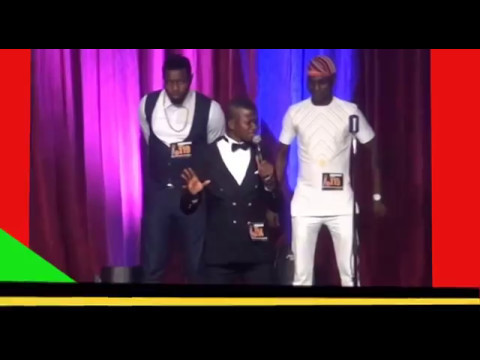 Short Family, comedian appear as real Devil in a Church in Lagos!