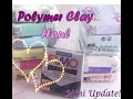 Polymer Clay Craft Haul   Crafting Ideas   Sapphiremooncrafts