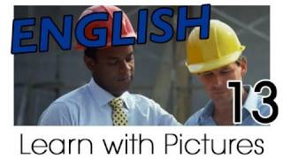 English Job Vocabulary, Learn English Vocabulary With Pictures
