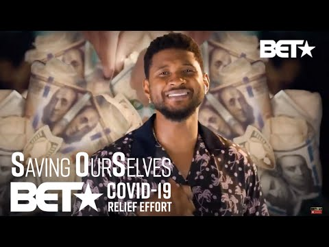 Kelly Rowland, Usher, Diddy & More Unite At The 'Saving Our Selves: BET COVID-19 Relief Effort' Show