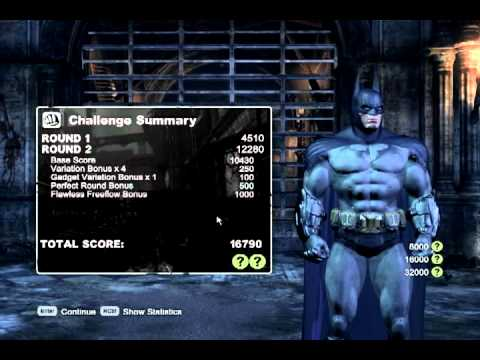 Batman Predator Challenges Arkham City Batman Arkham City an