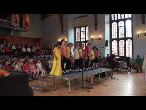Songs of the Earth - Jr Girls' Summer Concert Part 3