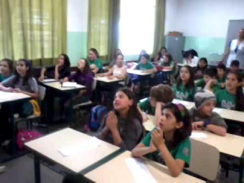 iBox System na escola Maria Helena em Atibaia