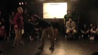 Eun-G vs MJ – funkin'lady vol.3 BEST8 EX