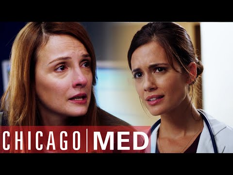 What Would You Do To Save Your Baby? | Chicago Med