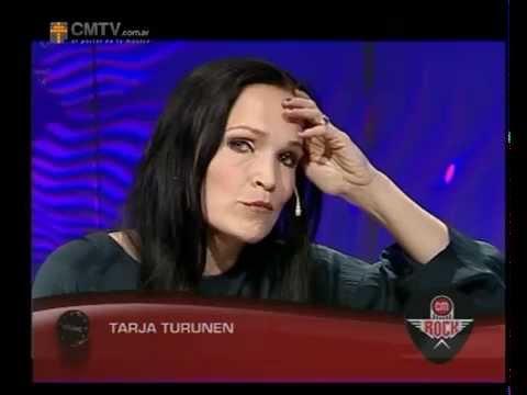 Tarja Turunen video Entrevista CM Rock - Abril 2014