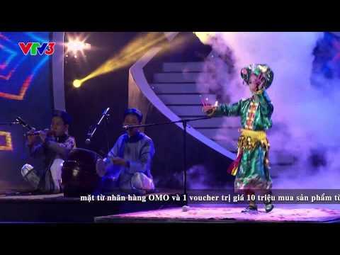 Bán kết VN's Got Talent: THỊ MẦU Đức Vĩnh - Hát chầu văn