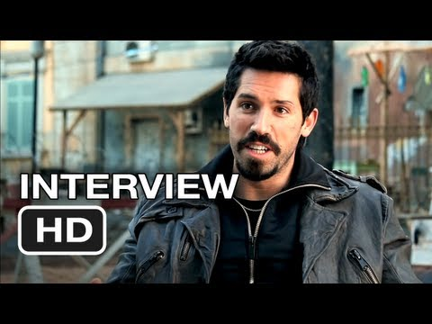 The Expendables 2 Interview - Scott Adkins - HD Movie Video