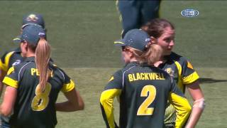 Highlights: Southern Stars dominate at the 'G
