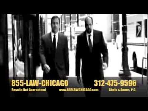 Chicago Accident Lawyer TV Commercial Packed with Happy Clients