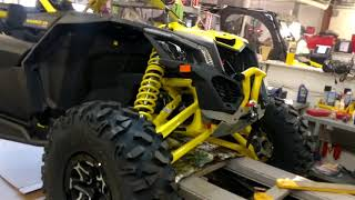 6. 2018 Can am X3 XMR with extras