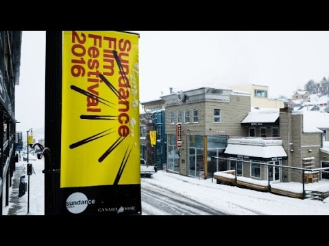 Get an inside look at the Sundance Film Festival (видео)