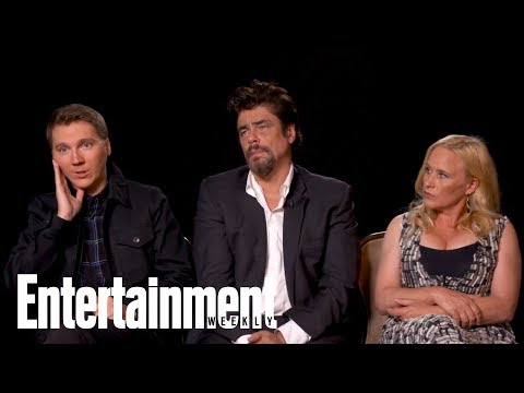 'Escape At Dannemora' Cast On Playing The People From A Prison Break In NYC | Entertainment Weekly