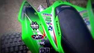 10. Cody Stones Kawasaki KFX 450R