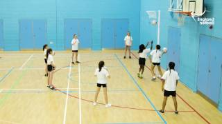 Teaching KS3 Netball - 12. Shooting