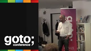 GOTO 2013 • Microservices - Adaptive Architectures & Organisations • James Lewis