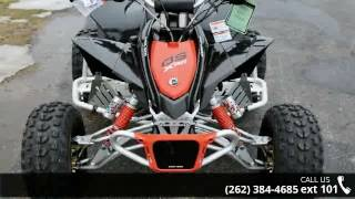 6. 2017 Can-Am DS 90 X  - Action Power Sports - Waukesha, WI...
