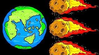 è Possibile Fermare Un Asteroide Che Sta Per Colpire La Terra?