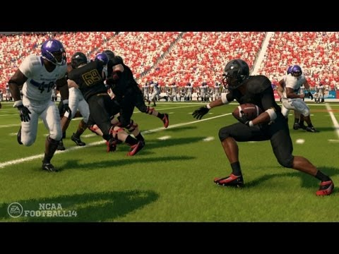 Nano - NCAA 14 Guides http://maddenmoments.com Hey Guys, Zboy365 here with a cool double egde blitz from NCAA 14 in the 4-3 Under. I go over how to set it up, why i...