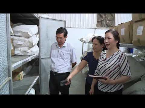 Kiểm tra công tác quản lý, sử dụng dược liệu tại Thanh Oai
