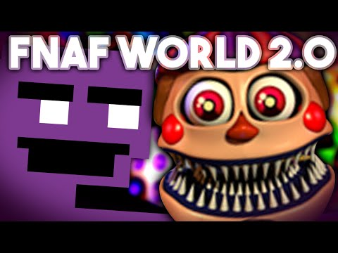 Scott Games Fnaf World Update 2 - Mobile Phone Portal