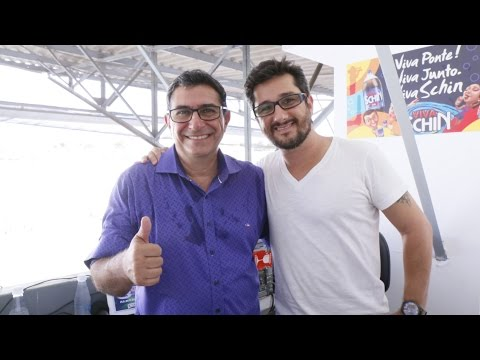 Douglas Mann  entrevista  Alberto César  no Pop Station (pt 01)