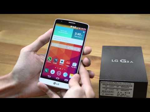 Trên tay LG G3 A
