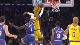 Bobby Portis Smacks Kentavious Caldwell-Pope's Headband Off And Gets Ejected For Wild Foul