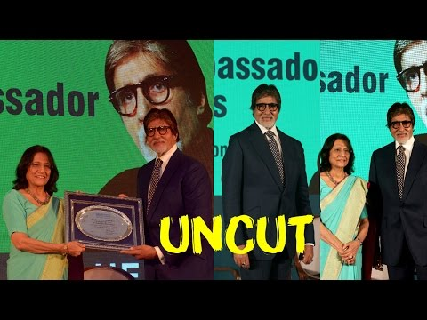 UNCUT: Amitabh Bachchan Ambassador For Hepatitis In South-East Asia Region | WHO