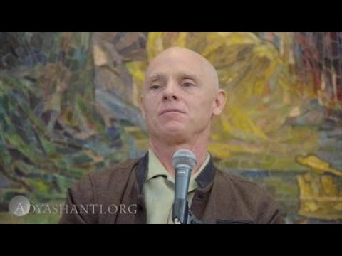 Adyashanti Video: Happiness Is Not Always Getting What You Want