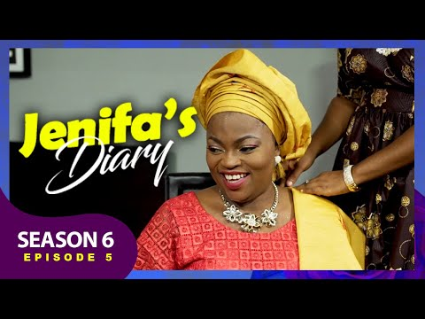 Jenifa's Diary S6EP5 - TRADITIONAL WEDDING