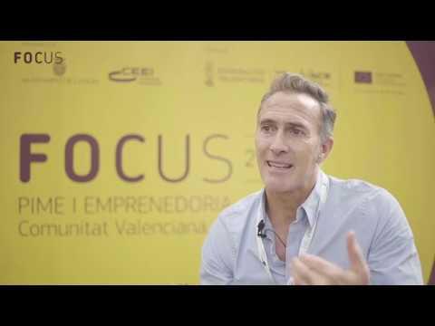 Enrique Calabuig en Focus Pyme y Emprendimiento Comunitat Valenciana 2018