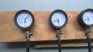 4. 13 VICTORY HIGHBALL Engine compression test #501