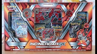 Today we are opening A Incineroar GX Premium Collection Box!! These bad boys come with a Full Art Incineroar 2 Promos and a stack of booster Packs!! Do we have the best Incineroar GX Premium Collection Box Opening Ever? Stay Tuned.