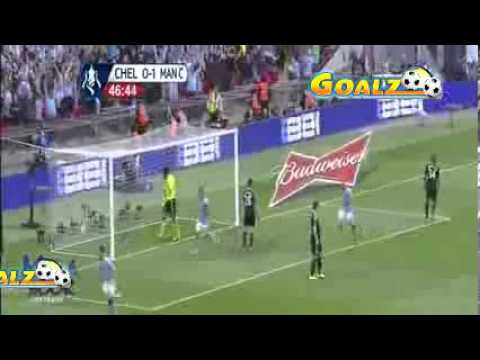 Chelsea 1-2 Manchester City All Goals Full Highlights 14.04.2013 FA CUP