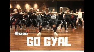 Video Ahzee- GO GYAL Zumba® MP3, 3GP, MP4, WEBM, AVI, FLV November 2018