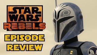 Video Star Wars Rebels Season 4 Premiere - Heroes of Mandalore Parts 1 & 2 Episode Review MP3, 3GP, MP4, WEBM, AVI, FLV Oktober 2017