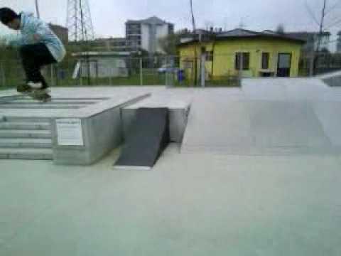 Dema & Siro @ skatepark Parma