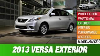 2013 Nissan Versa Review