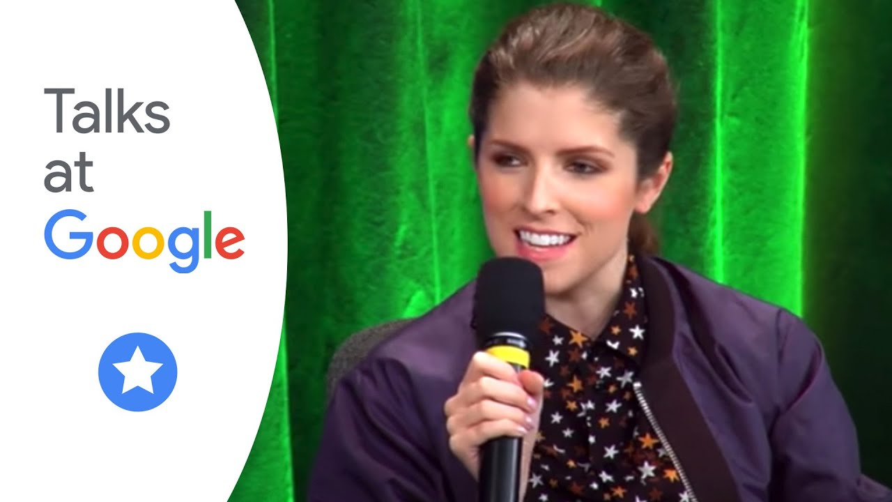 "Actress, singer and author Anna Kendrick chats about her book, ""Scrappy Little Nobody."""
