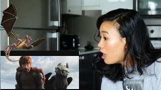 Video HOW TO TRAIN YOUR DRAGON 3: THE HIDDEN WORLD (Official TRAILER REACTION & REVIEW)!!! MP3, 3GP, MP4, WEBM, AVI, FLV Juni 2018