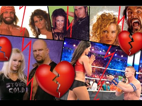 10 Famous WWE Love Stories That Didn't Survive The Wrestling Business
