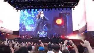 Black Sabbath   War Pigs   Hyde Park  London 4th July 2014